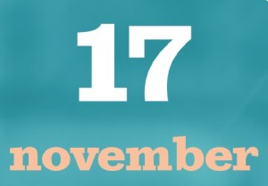17 november