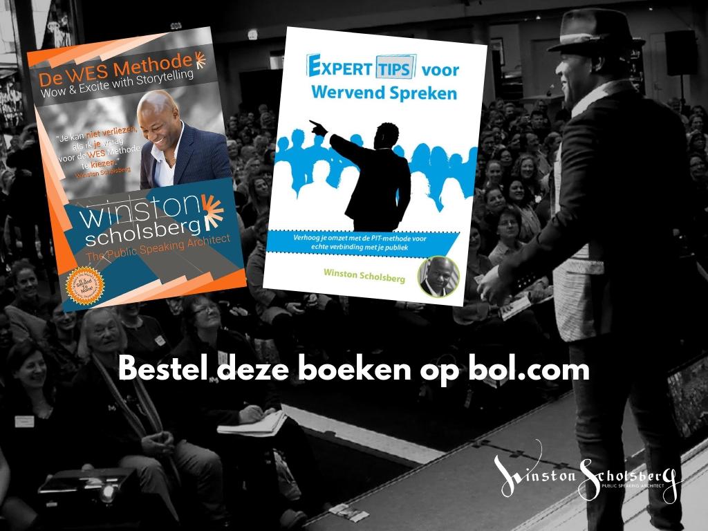 Advertentie boeken homepage