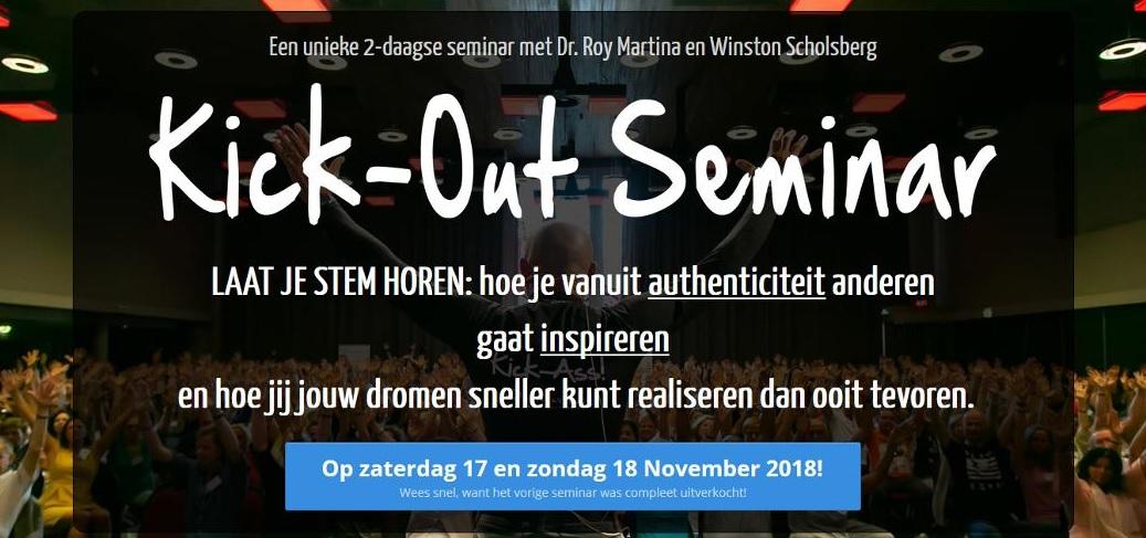 Homepage banner November