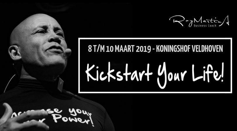 Roy Martina Kick Start 2019